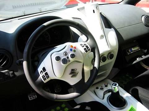xbox car kit
