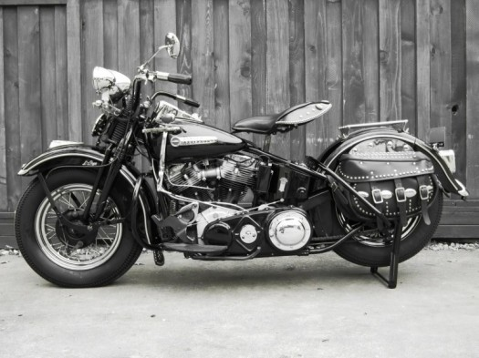 1948 Harley-Davidson FL Panhead | eBay Motors Blog