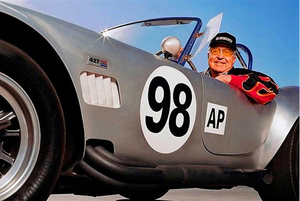 carroll shelby remembered 1932 - 2012