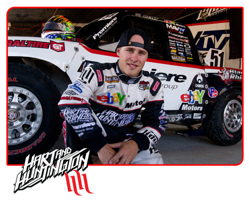 Ryan Beat No. 46 Premier Motorsports eBay Motors ProLite driver