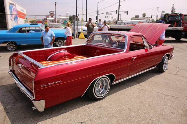 1966 Chevy El Camino 01 | BUILT from eBay