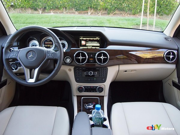 Perfect 2012 Mercedes Benz GLK350 Interior