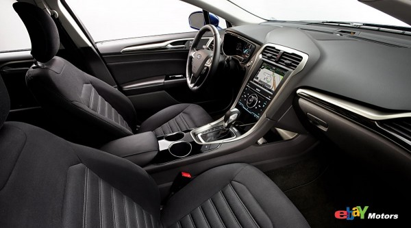 Review 2013 Ford Fusion Ebay Motors Blog