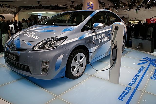 2009 Toyota Prius Plugin Hybrid