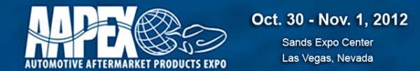 AAPEX 2012 banner