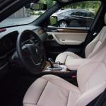 8-way power adjustable front seats