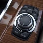 BMW X3 xDrive35i iDrive system