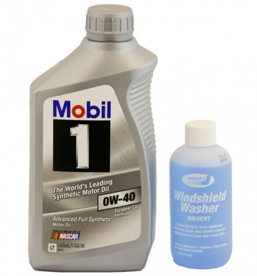 Mobile 1 synthetic oil