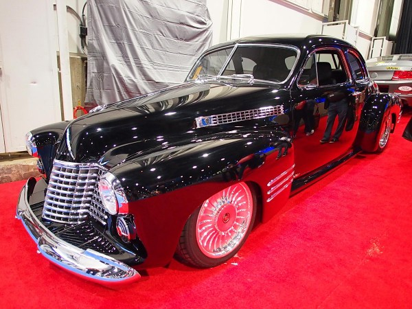 1941 Cadillac built by Tucci Hot Rods