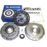 sachs-and-fidanza clutch & flywheel