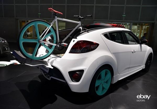 Hyundai Veloster C3 Concept Convertible