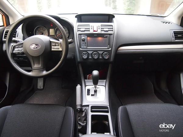 Review 2013 Subaru Xv Crosstrek Ebay Motors Blog