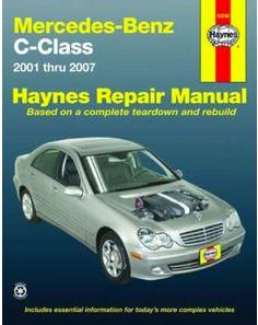 Haynes Mercedes C-Class manual