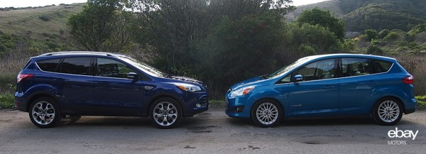 Review 2013 Ford Escape vs 2013 Ford CMAX  eBay Motors Blog