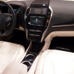 2014 Lincoln MKC Concept interior