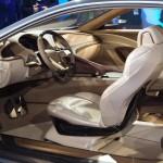 Hyundai HCD-14 Genesis Concept interior
