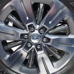 Ford Atlas F-15 Concept aluminum alloy wheel