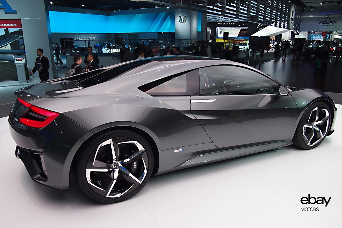 Recap – 2013 Detroit Auto Show Concept Cars | eBay Motors Blog