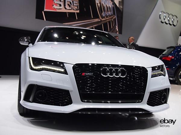 Audi Revs its Engines at 2013 NAIAS | eBay Motors Blog