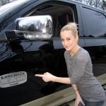 kellie pickler gives away her ram 1500 truck