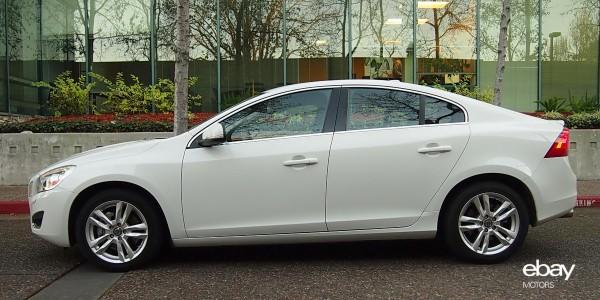 Review: 2013 Volvo S60   eBay Motors Blog