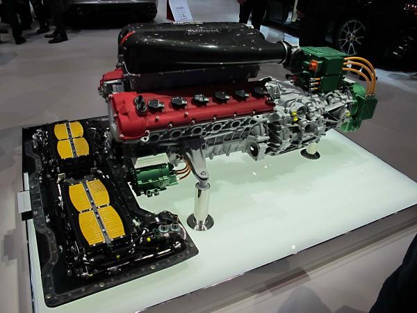 Ferrari Laferrari Hy Kers System