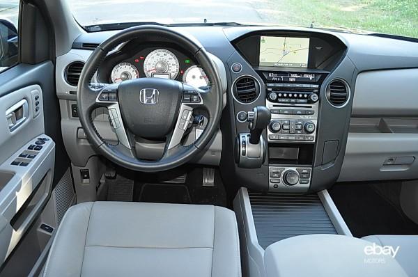 2013 Honda Pilot Interior