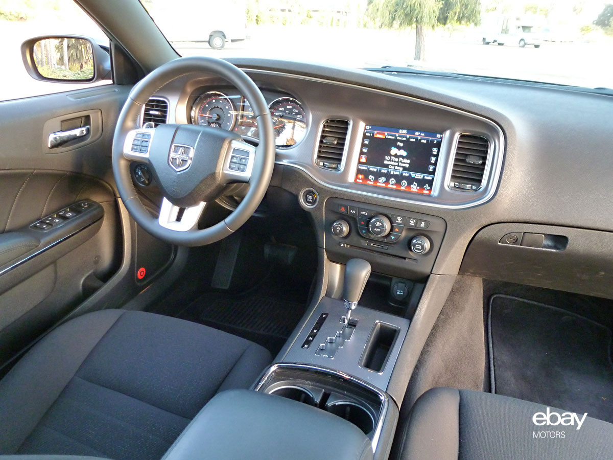 navigation s upgraded interior for system dodge chargers speeddoctor charger