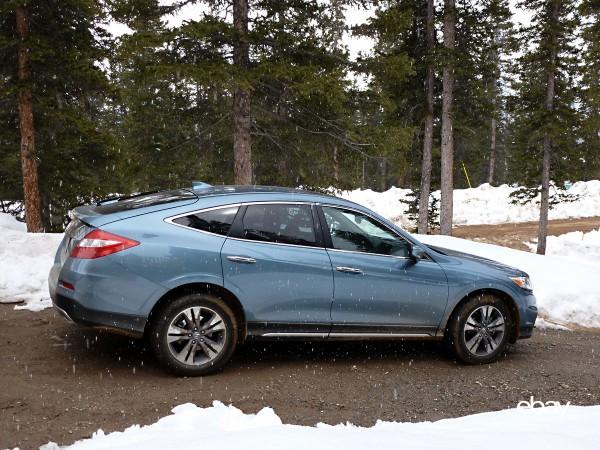 Review 2013 Honda Crosstour 4wd Ex L V6 Ebay Motors Blog