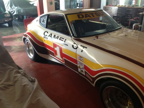Datsun 240Z/260Z Bob Sharp IMSA Camel GT Pace Car