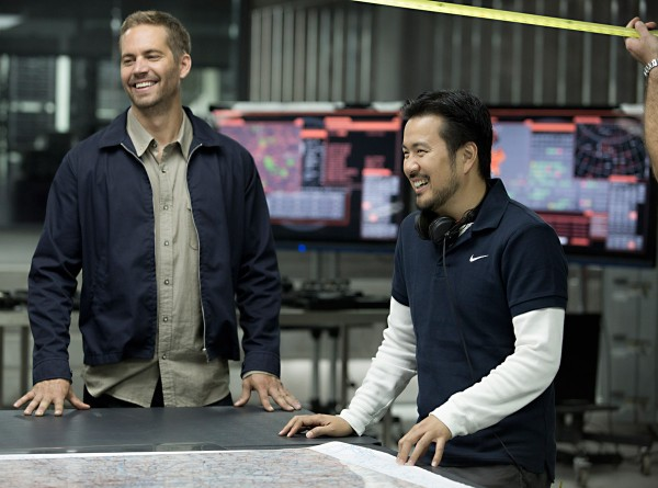 paul walker justin lin | fast and furious 6