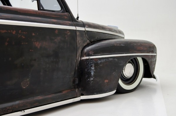 1947 Ford Deluxe Convertible Hot Rod Ebay Motors Blog