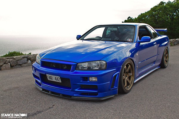 Ebay Garage Photo Of The Week 2001 Nissan Skyline Gt R