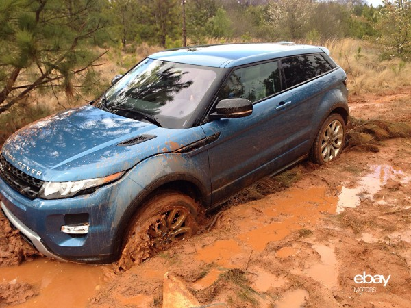 Review: 2013 Land Rover Range Rover Evoque | eBay Motors Blog