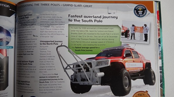 Polar – Guinness World Record Breaking Vehicle | eBay Motors