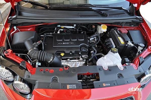 Review 2013 Chevrolet Sonic Rs Ebay Motors Blog