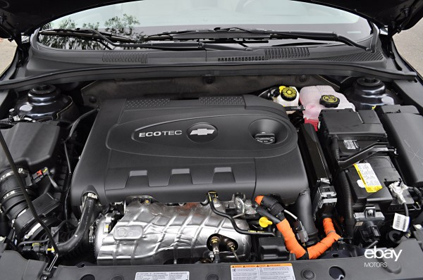 2.0L DOHC turbocharged diesel engine