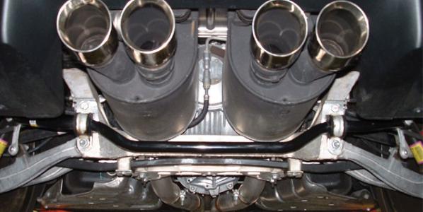 big aftermarket exhaust kit