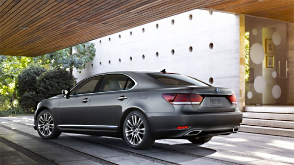 Lexus Ls 600h L Hybrid
