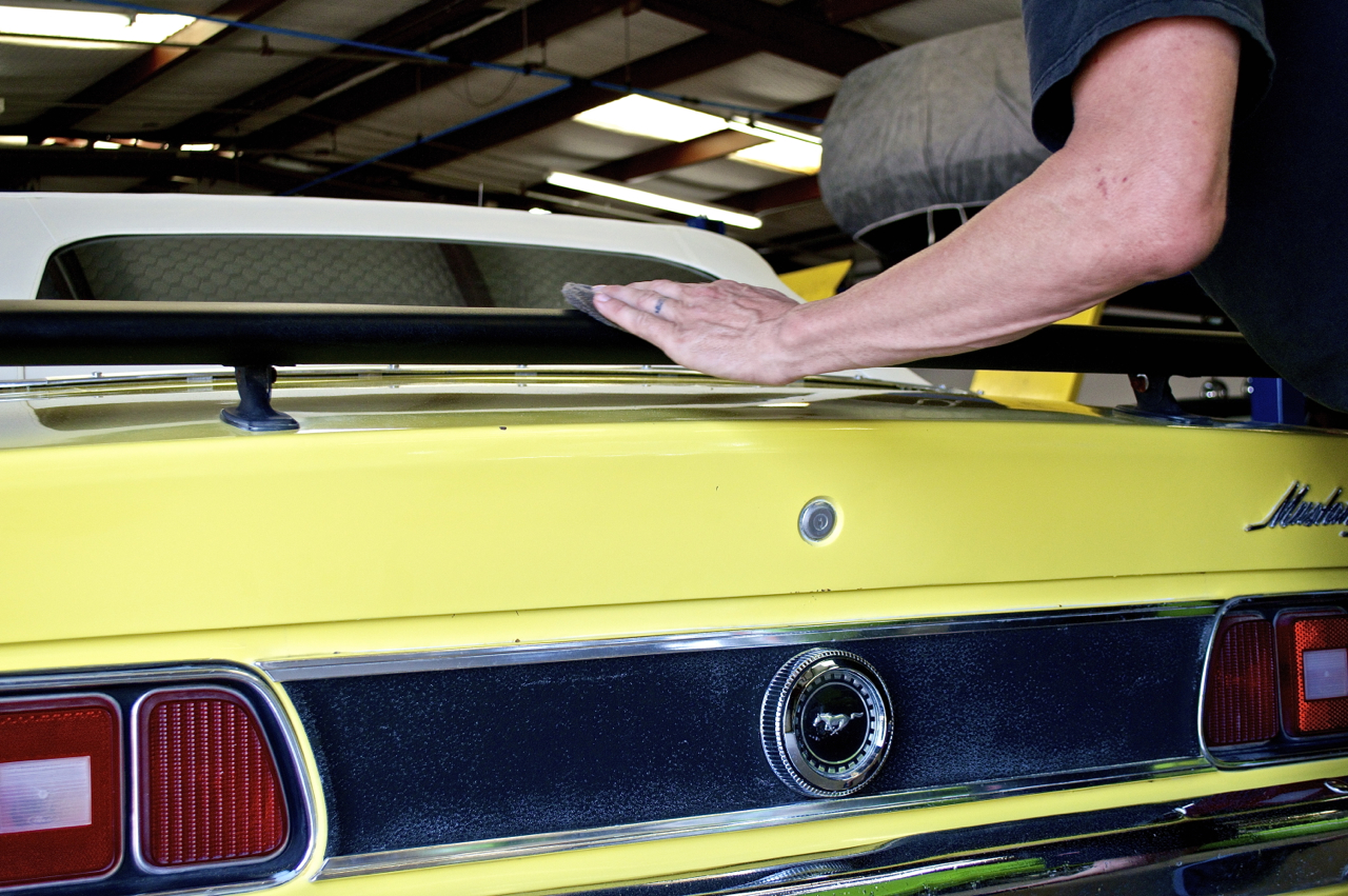 Gas Monkey Garage: Ford Mustang Ready for Auction | eBay Motors Blog
