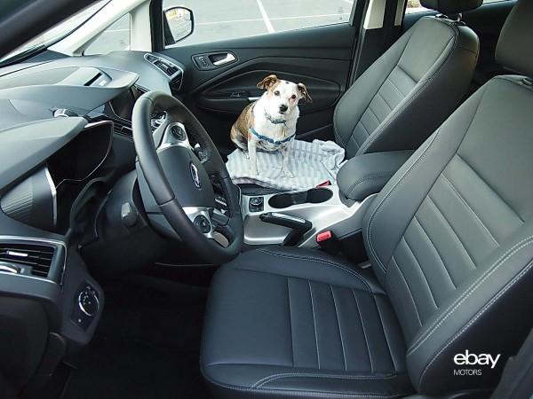 2013 Ford C-MAX Energi interior