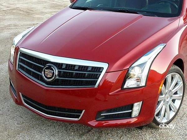 Review 2013 Cadillac Ats 3 6 Ebay Motors Blog