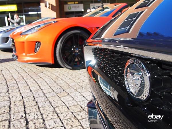 Review 2014 Jaguar F Type Ebay Motors Blog