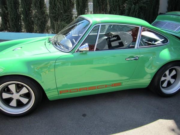 Singer Vehicle Design 39 S Porsche 911 Ebay Motors Blog