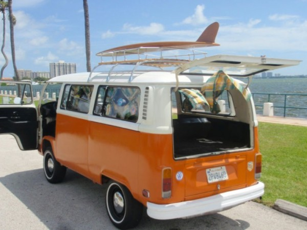 1974 Volkswagen Bus Ebay Motors Blog