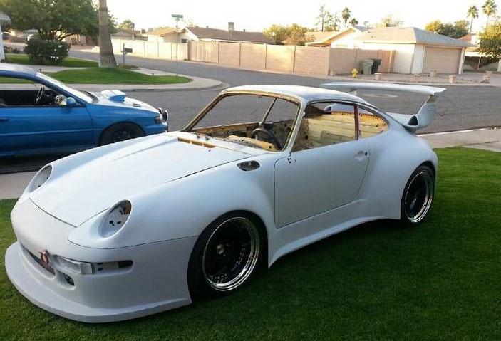 Ebay Garage Photo Of The Week 1995 Porsche 911 Ebay