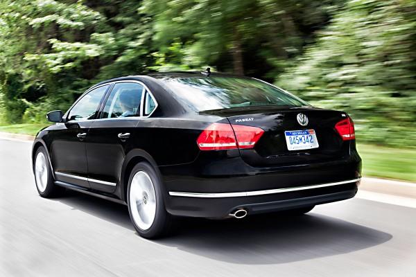 2014 VW Passat 1.8T