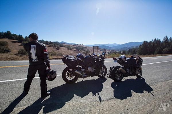 Armin Pelkmann Mendocino road trip