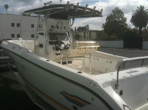 декстер лодки