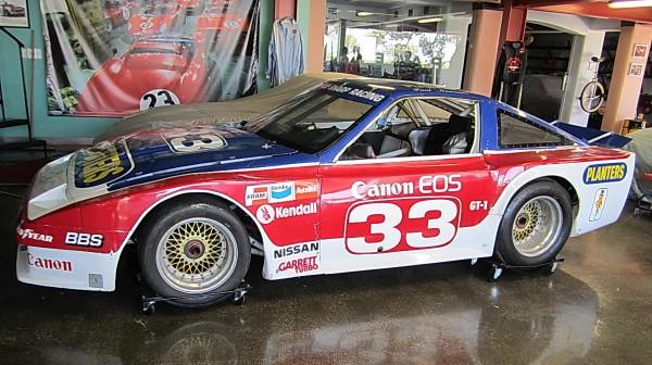 Adam's Paul Newman IMSA GT 300ZX